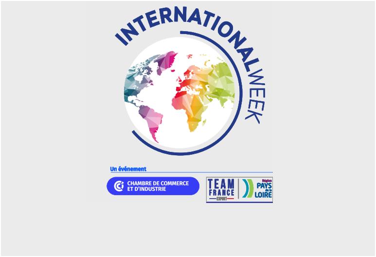 Bridging vous convie à l'International Week !